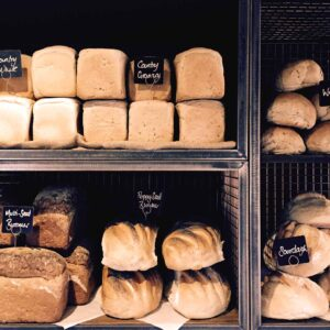 Freshly Baked Bread at The BakeHouse