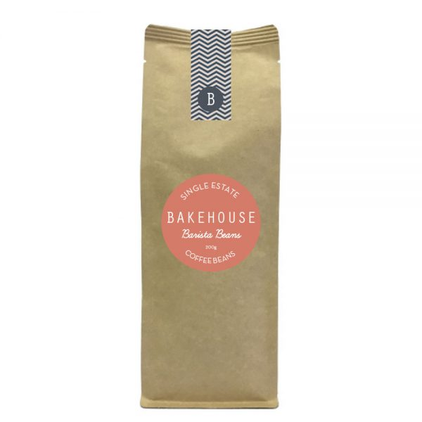Bakehouse Barista Blend - Coffee Beans