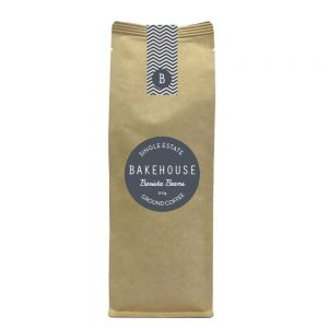 Bakehouse - Barista Blend - Ground Coffee