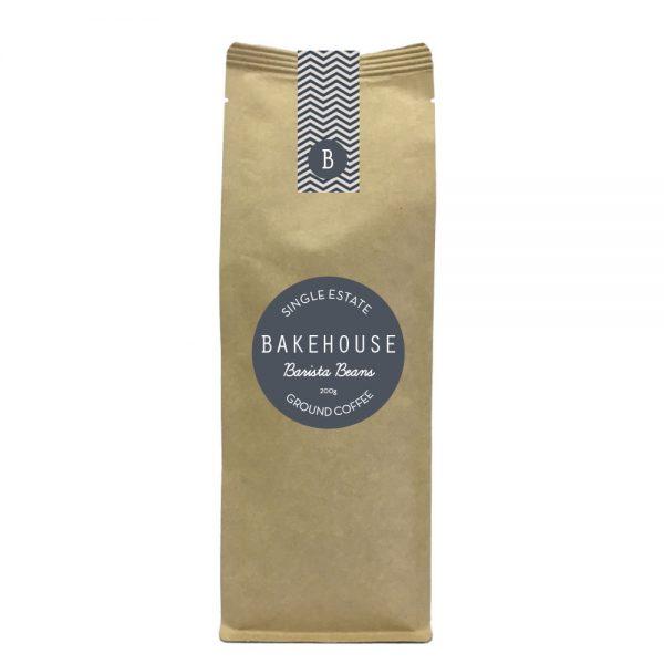 Bakehouse - Barista Blend - Ground Coffee
