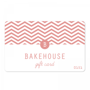 Bakehouse - Gift Card