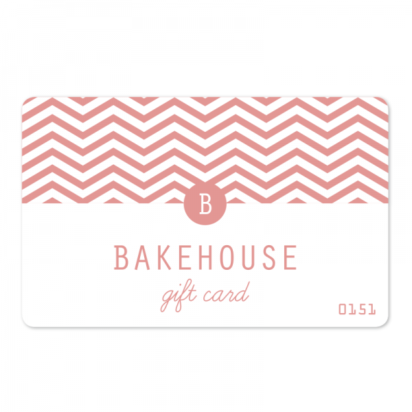 Bakehouse - Gift Card