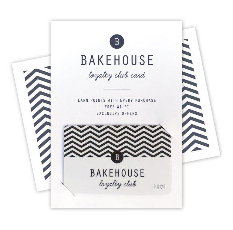 Bakehouse - Loyalty - Card