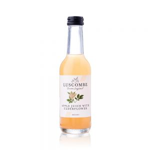 Luscombe Apple Juice with Elderflower