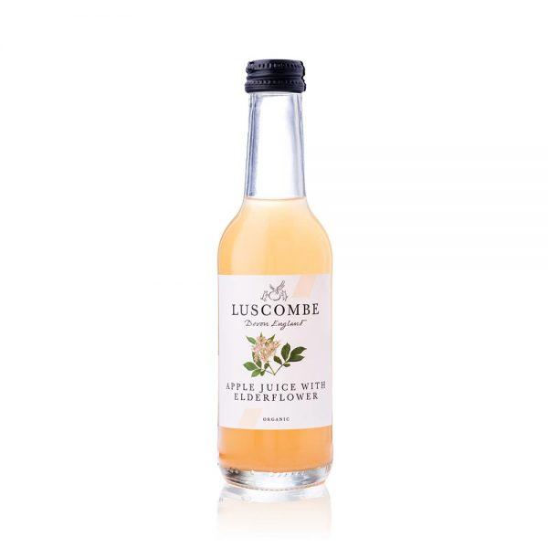 Luscombe Apple Juice with Elderflower