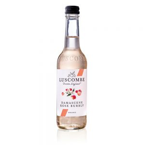 Luscombe Damascene Rose Bubbly