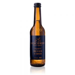 Luscombe Devon Cider