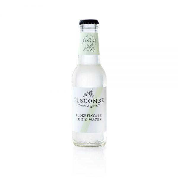Luscombe Elderflower tonic water