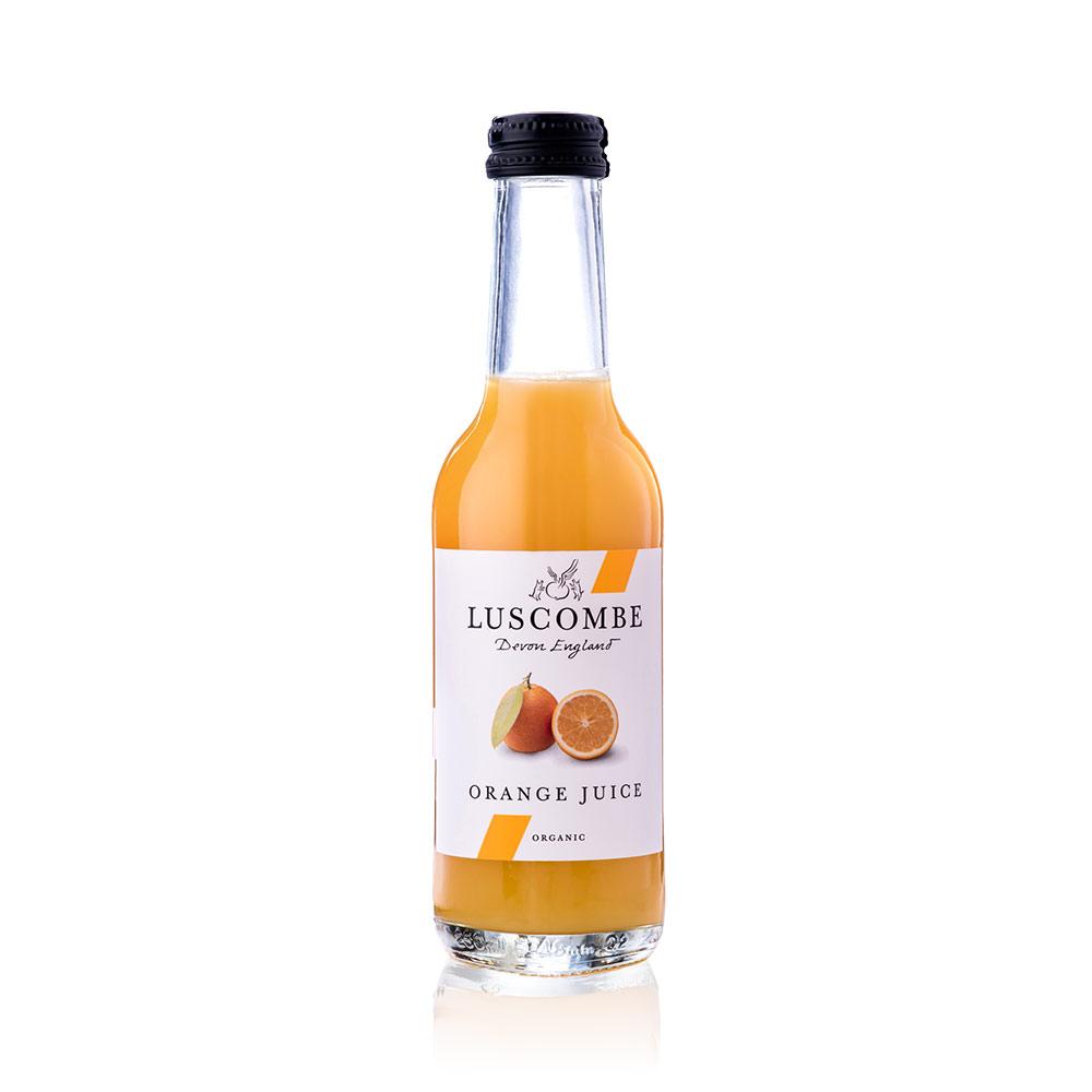 Luscombe Orange Juice
