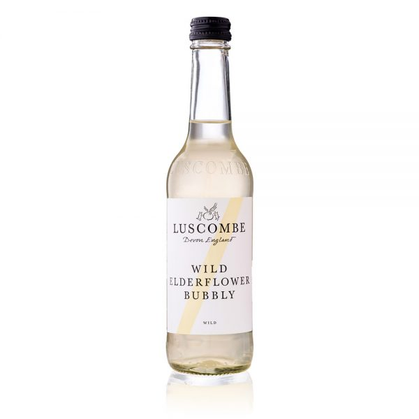 Luscombe Wild Elderflower Bubbly