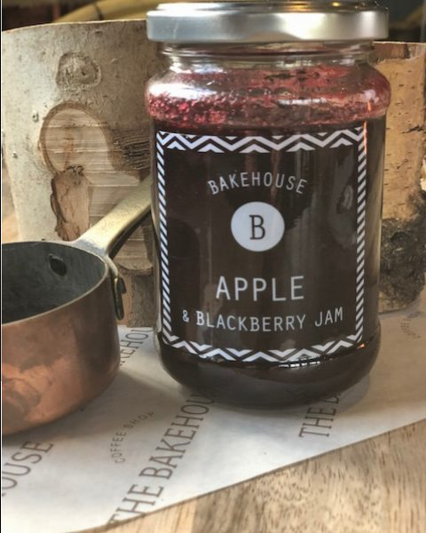 Apple & blackberry Jam 2