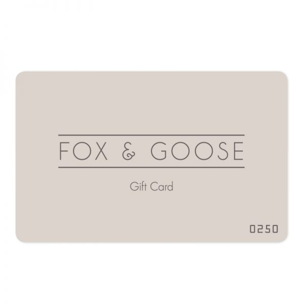 FoxGoose-Gift-Card