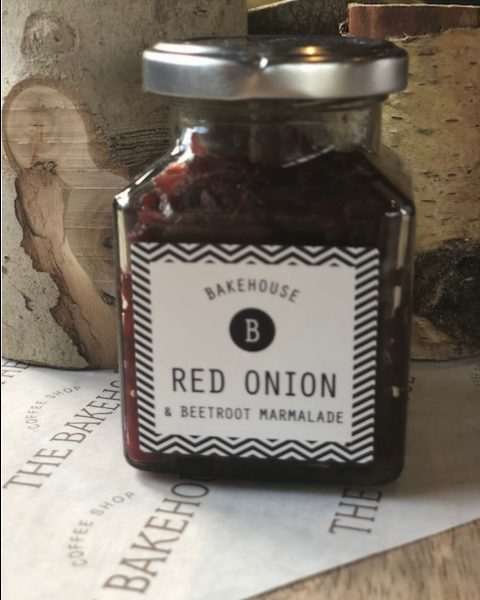 Red Onion & Beetroot Chutney