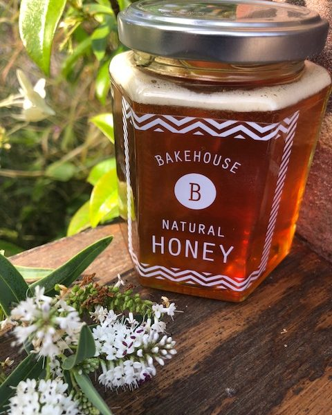 BakeHouse Natural Honey