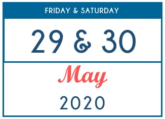 Dinner Menu - 29th & 30th May